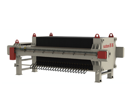 Compounded Rubber Plate Filter Press