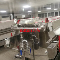 Edible Oil Grease Separation Filter Press